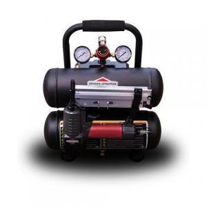 Best 2 Gallon 8 Liters Briggs & Stratton Air Compressor Oil Free 0120241 DC Motor wholesale