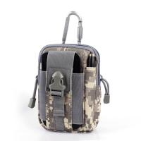 China Camo Army Waist Pack / Molle Waterproof Gadget Pouch Waist Bag Pack on sale