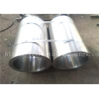 Best Forged Pipe metal sleeves S235JRG2 1.0038 EN10250-2:1999 for Steam Turbine Guider Ring wholesale