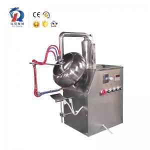 China Snack Film Coating Machine , Capsule Coating Machine 770*560*950mm Dimension on sale