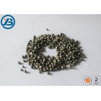 Best Light Weight 99.98% Pure Magnesium Particles Granules 3-8mm Dia wholesale