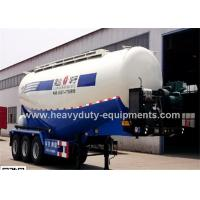 Quality V / W Type Cement Tanker Trailer wholesale