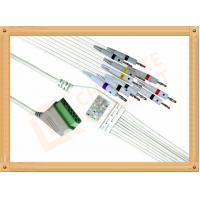 Buy cheap Nihon Kohden BJ900P ECG Monitor Cable 10 Leadwires Banana IEC from wholesalers