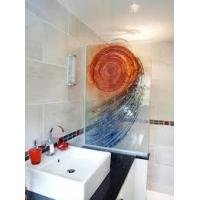 Best 15mm Fuse Tempered Glass Shower Partition 1200*2400mm For Hotel wholesale