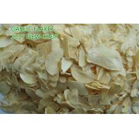 Buy cheap Orgnic dehydrated garlic flakes2.0-26MM ,2017 new crop,pure natural garlic products from wholesalers