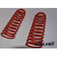 Best Red 4X4 Leveling Lift Kit Suspension Coil Spring Parts For Jeep Cherokee XJ wholesale