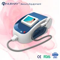 China 2015 mini home / spa beauty device diode laser machine for hair removal of high quality on sale