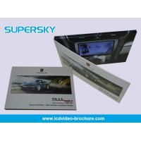 Best 500mAh - 10000mAh Bettery Digital Video Brochure With Magnetic Switch wholesale