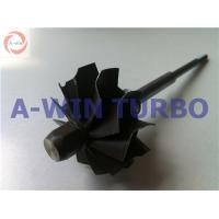 Best Road Traffic Turbocharger Shaft Aviation Turbojet For Engine Spare Parts wholesale