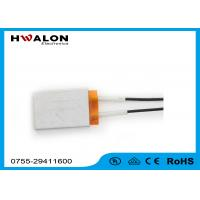 Best 110V / 240V 60 - 305 Degree Electric Ceramic Ptc Heating Element for home appliances wholesale