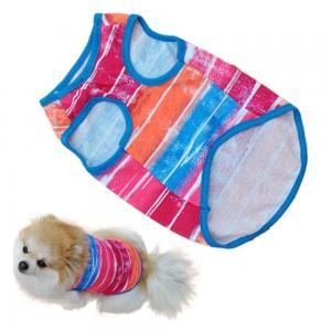 China 2017 fashion new design Pet Puppy Summer Shirt Pet Clothes T Shirt on sale
