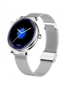 """Best Ladies Ultra Low Power 1.08"""" Heart Rate Monitor Smartwatch wholesale"""