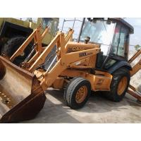 Best Used CASE 580L Turbo Backhoe Loader For Sale wholesale