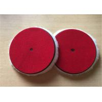 Best OEM Lambswool Buffing Pad , 6 Inch Foam Polishing Pads For Vehicle Paint wholesale