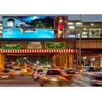 Best P10 SMD3535 IP65 Waterproof Outdoor Commercial Advertising LED Display DOOH LED Screen wholesale