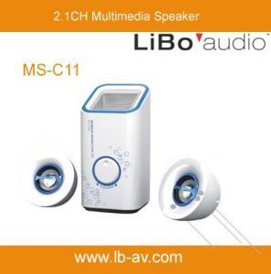 2.1 CH Computer Multimedia Speaker MS-C11