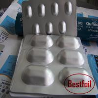 Best Cold alu alu foil aluminum foil pharmaceutical blister packing wholesale