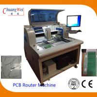 Quality Tab Routed Depaneling PCB Router Equipment With 650*500mm Working Area wholesale