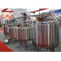 Best 10HL Craft Commercial Beer Brewing Equipment With Hot Water Tank wholesale