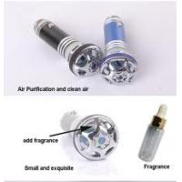 Best 2,300,000 pcs/cm3 Business Gift A-alloy Artificial Car Aroma Diffuser for Car, home wholesale