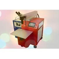 Quality Used Laser Welding Machines , Electric Spot Welder For Gold Silver Product wholesale