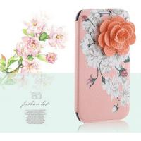 Cheap The new Korean version of Apple iphone case ,Pearl Leather Prismatic Cell Phone for sale