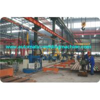details of cantilever full automatic welding machine gas