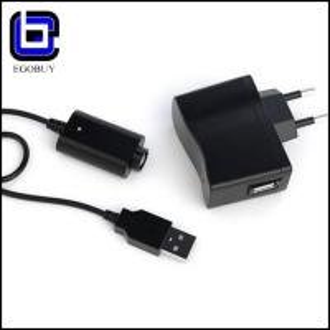 Best USB Ego E-Cigarette Charger , 5V 500mAh E Cigarette Wall Charger wholesale