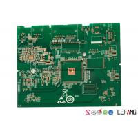 Best Rigid Double Sided PCB 1.6mm Board Thickness For Automotive Components wholesale