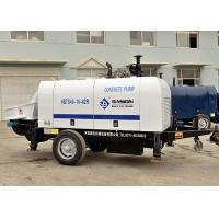 Best Mini Stationary Beton Cement Pumping Machine Diesel Engine Trailer Mounted Type wholesale