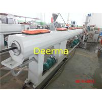 Best 20-63mm Plastic Pipe Extrusion Line , Hdpe Pipe Extrusion Line 120KG/H wholesale