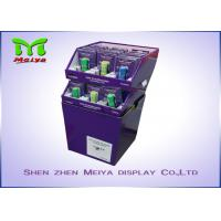 Best 2 Trays recycling cardboard dump bin display for tools in supermarket retailers wholesale