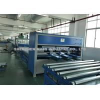 Best 1050 Mm Arm Length Mattress Covering Machine Adjustable Height And Width wholesale
