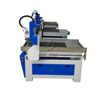 Cheap 2.2KW Small CNC Engraver Carver for Wood Metal Stone with DSP Offline Control for sale