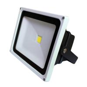Best High Brightness Ra75 COB Outdoor LED Flood Lights 30w LED Floodlight Warm White wholesale
