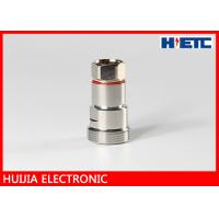"""Best Electronic RF DIN Type 1/2"""" Feeder Cable Female Antenna Connector Nickel Plated DC 2.5GHz wholesale"""