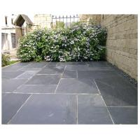 China Chinese Black Slate Walkway Pavers Paving Stone Patio Stones Slate Stone for Driveway for sale