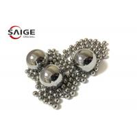 Hardened AISI 420 Stainless Steel Balls , 1.5mm / 2.5 Mm Steel Ball Wear Resistance
