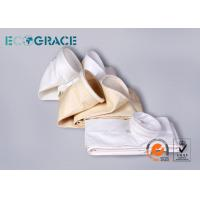 Buy cheap PTFE Fiberglass / Nomex Filter Dust Collector Replacement Bags For Dust Collector Systems from wholesalers
