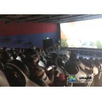 Best The Electric 5D Movie Theater System 5D Cinema With Full Set Cinema Equipment wholesale