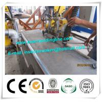 Quality Automatic Box Beam Production Line For Double Head Submerged Arc Welding Machine wholesale
