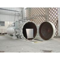 Best Chemical Concrete Autoclave with PLC control and hydraulic pressure door wholesale