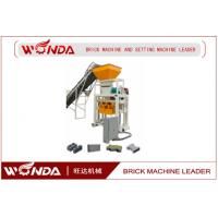 Best Interlocking AAC Block Machine , Aerated Concrete Block Machine 3000Pcs/8h Capacity wholesale