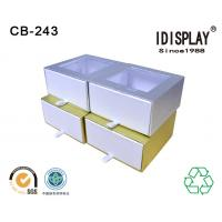 Buy cheap Coated Paper Color Printed Cardboard Gift Boxes Drawer Shape For Electronic from wholesalers