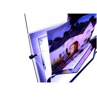 Best A4 Size Crystal Outdoor Led Light Box Anti Ultraviolet wholesale