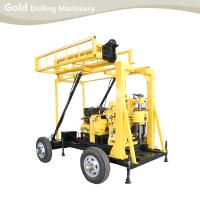 Best Trailer-Mounted Hydraulic Drilling Tower Water Well Drilling Rig wholesale