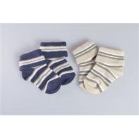 Best Anti Bacterial Knitted Colorful Cotton Baby Socks With Odor Resistant Material wholesale