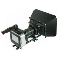 Cheap Top Handle Camera Cage For Black Magic Camera Video Movie Camera Follow Focus for sale