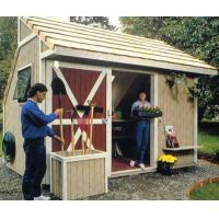 Quality 2012 storage garden shed(HX81222)outdoor storage metal shed structure wholesale