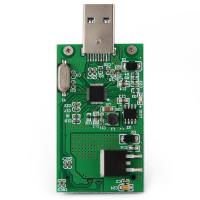 Best SA -167 Electronic Circuit Board Assembly Mini PCI-E mSATA to USB 3.0 External SSD PCBA Conveter Card wholesale